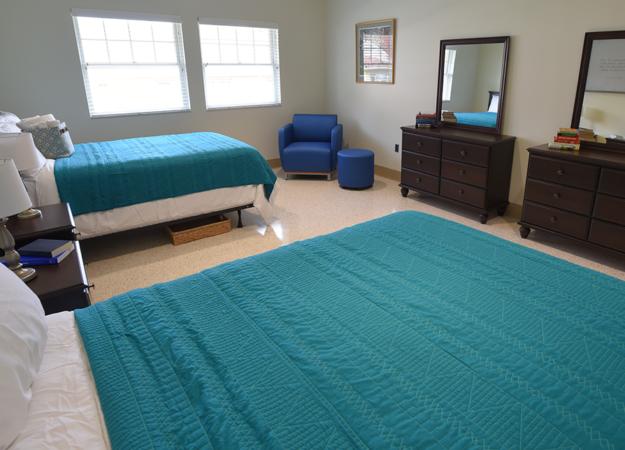 Detox-Bedroom