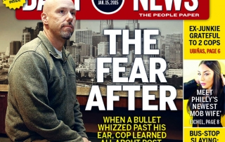 First Responders Addiction Treatment Program Director Andy Callaghan talks addiction, trauma, and PTSD with Philadelphia Daily News