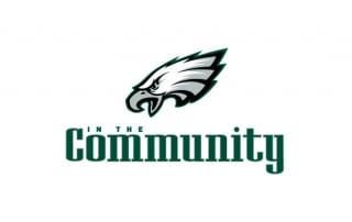 Philadelphia Eagles honor Livengrin and Board Member Steve Leckerman with 2014 Community Quarterback Award