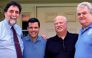 Congressman Bob Brady visits Livengrin Foundation in support of drug and alcohol addiction recovery and treament